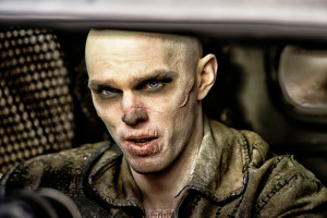 """Nicholas Hoult in a scene from the motion picture """"Mad Max: Fury Road."""" CREDIT: Jasin Boland, Warner Bros. Pictures [Via MerlinFTP Drop]"""